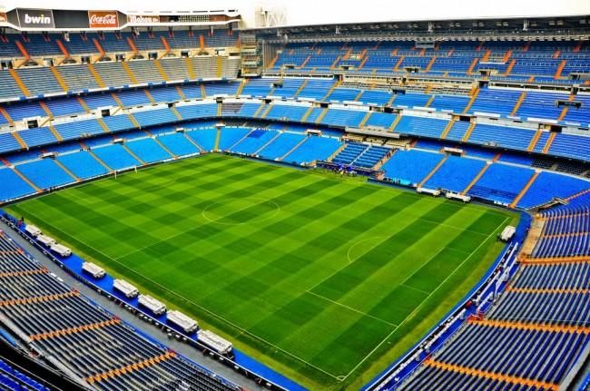 Стадион Сантьяго Бернабеу (Estadio Santiago Bernabéu)