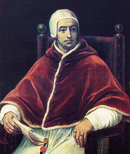 Бенедикт XIII – «Папа Луна»