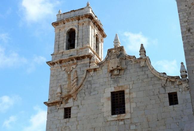 Церковь Пресвятой Девы Эрмитана (església de la Mare de Déu d'Ermitana)