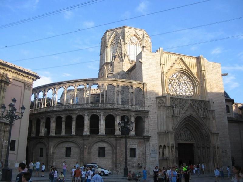 Кафедральный собор св. Марии Валенсии (Catedral de Santa María de Valencia)
