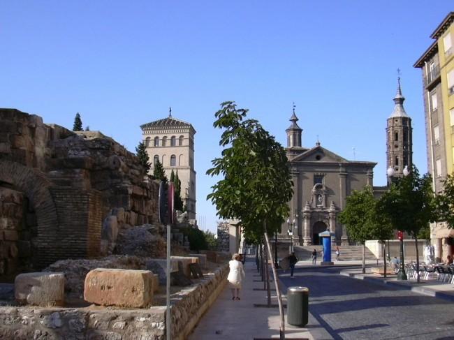 Башня Торреон-де-ла-Суда (torreón de La Zuda)