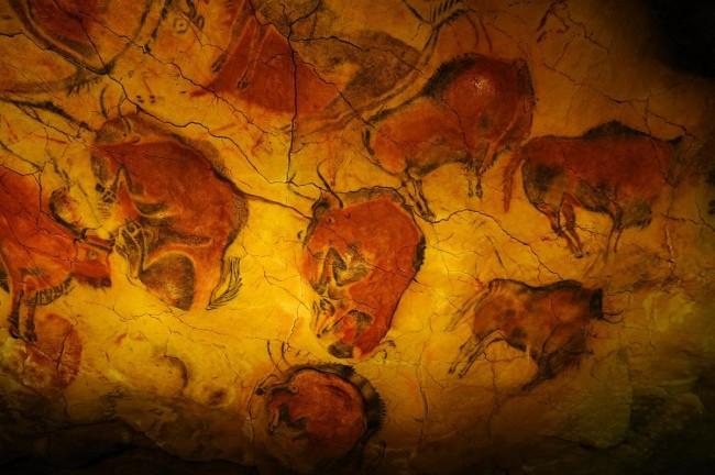 Пещера Альтамира (Cueva de Altamira)