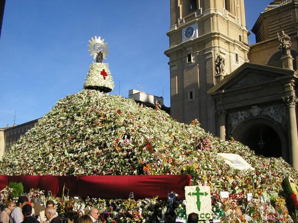 Праздник дель Пилар ( Fiestas del Pilar)