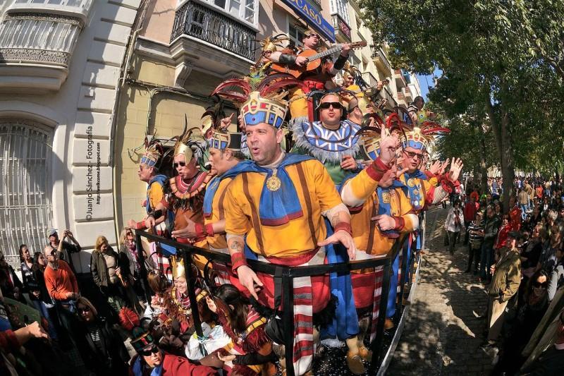 Карнавал в Кадисе (Carnaval de Cádiz)