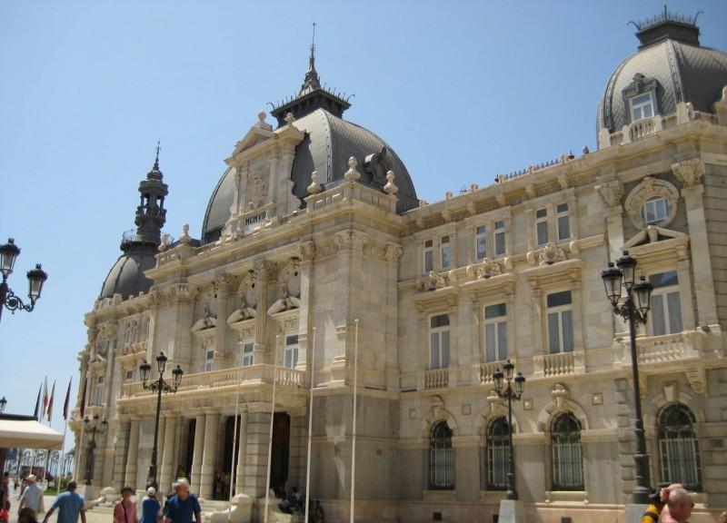 Дворец – Palacio Consistorial