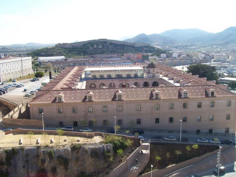 Бывший военно-морской госпиталь (Hospital Militar de Marina)