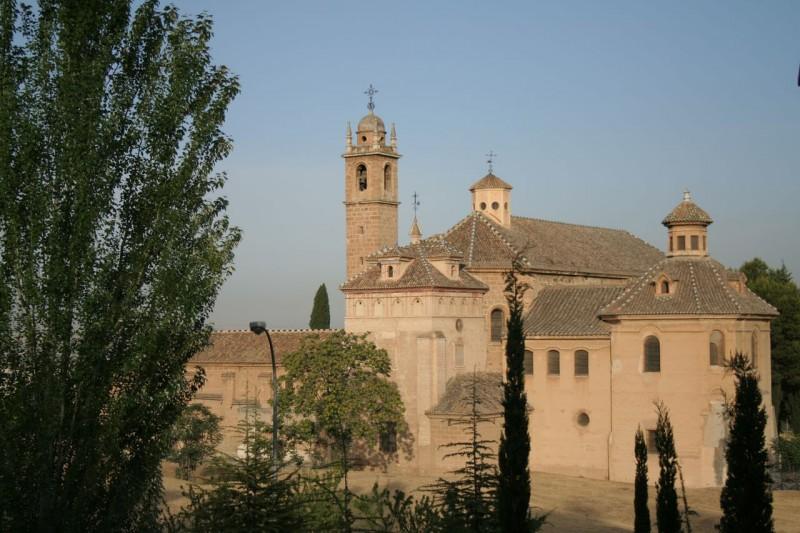 Картезианский монастырь (monasterio de la Cartuja)