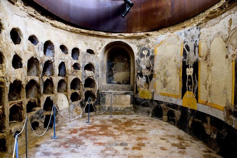 Пунические стены (Muralla púnica)