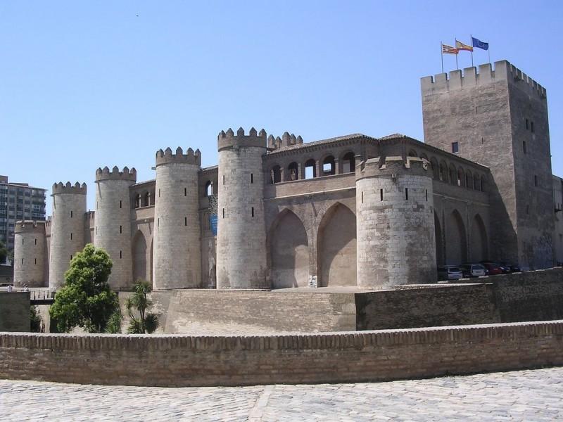 Дворец Альхаферия (Palacio de la Aljafería)