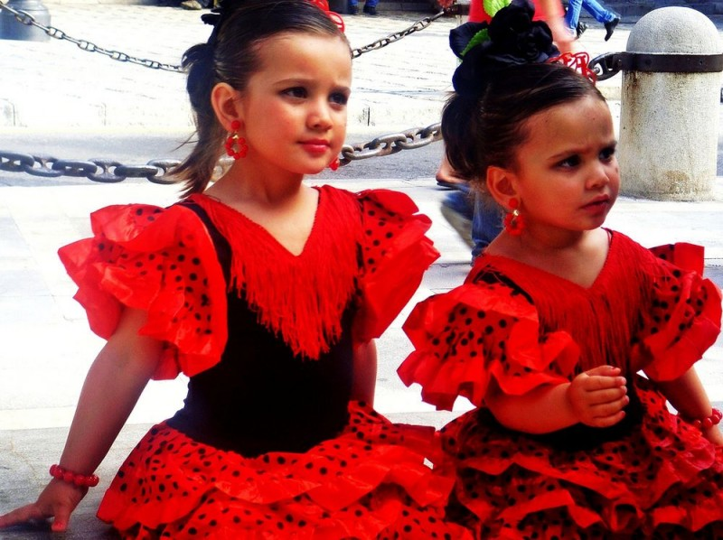 Праздник в Гранаде