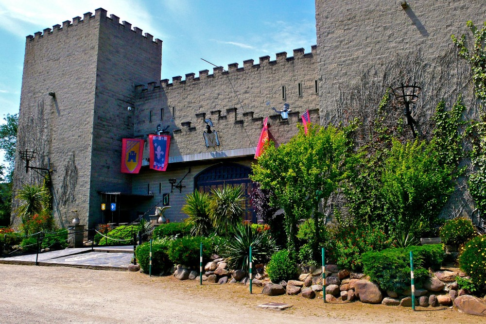 Замок Вальтордера (фото: Alberto Gonzalez Rovira)