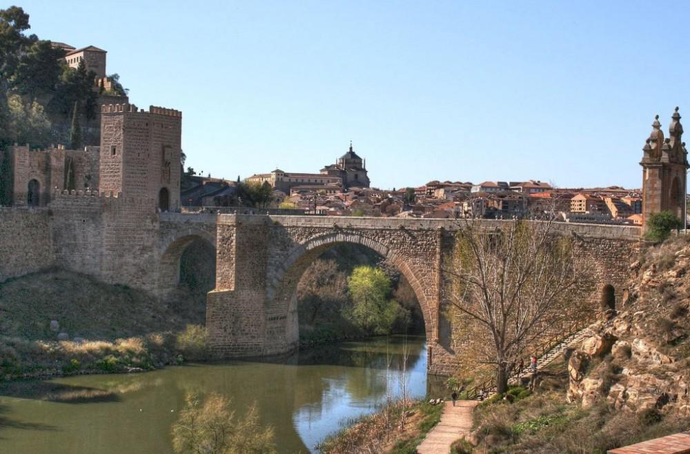 Мост Алькантара (Puente de Alcántara)