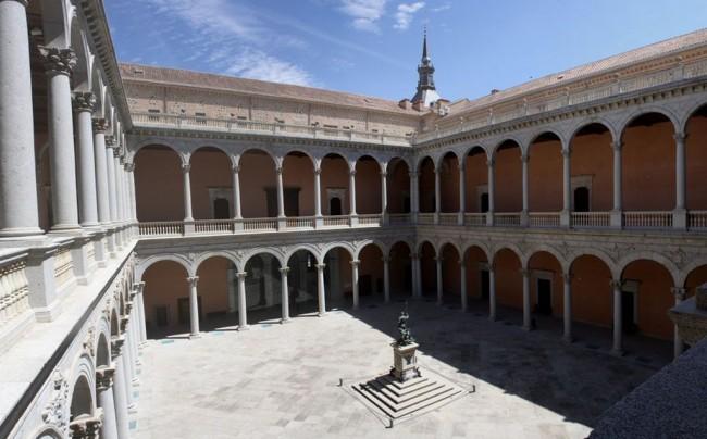 Алькасар (Alcázar de Toledo)