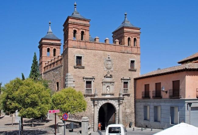 Ворота дель Камброн (Puerta del Cambron)