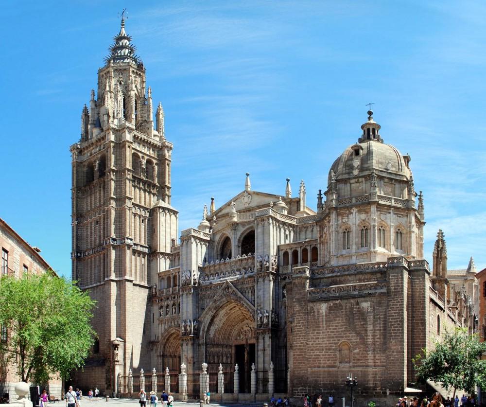 Кафедральный собор Святой Марии (Catedral Primada Santa María de Toledo)