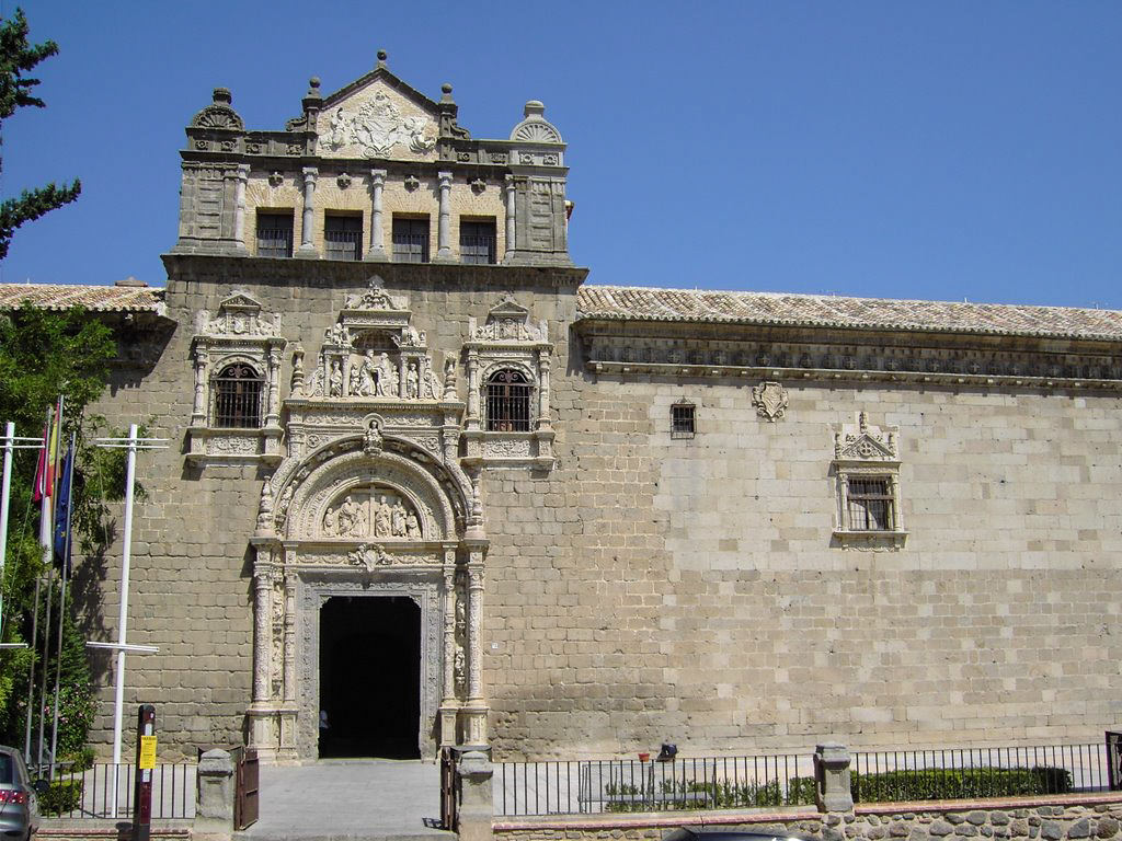 Museo De Santa Cruz.Muzej Santa Krus Byvshij Gospital Svyatogo Kresta