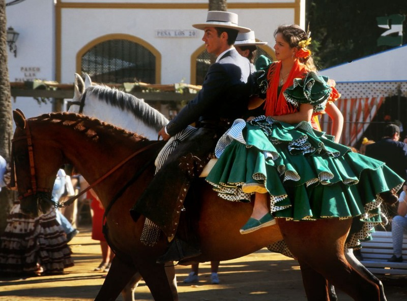 Лошадиная ярмарка – Феерия дель Кабалло