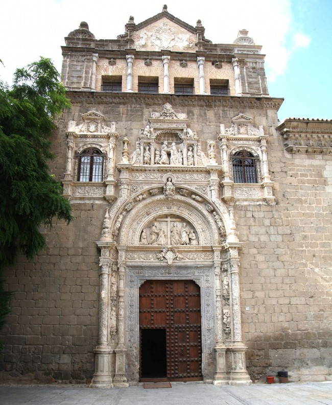 Музей Санта-Крус (Museo de Santa Cruz)