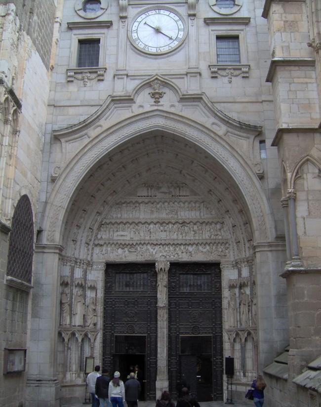 Портал часов (Портал Прощения (Puerta del Perdón))