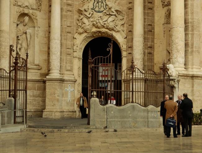 Врата «Лос Йеррос» (Puerta de los Hierros)
