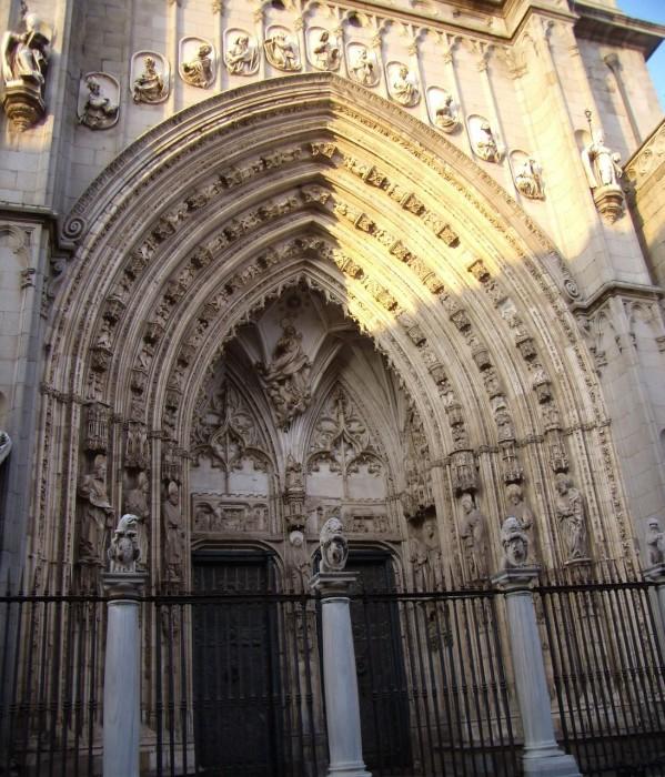 Портал львов (Puerta de los leones)
