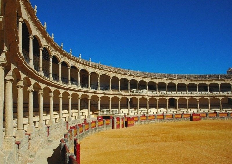 Арена боя быков (Plaza de toros)