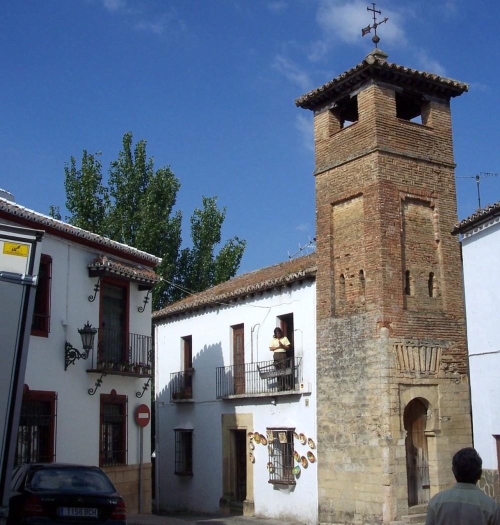 Церковь св. Себастьяна (Iglesia de San Sebastián)
