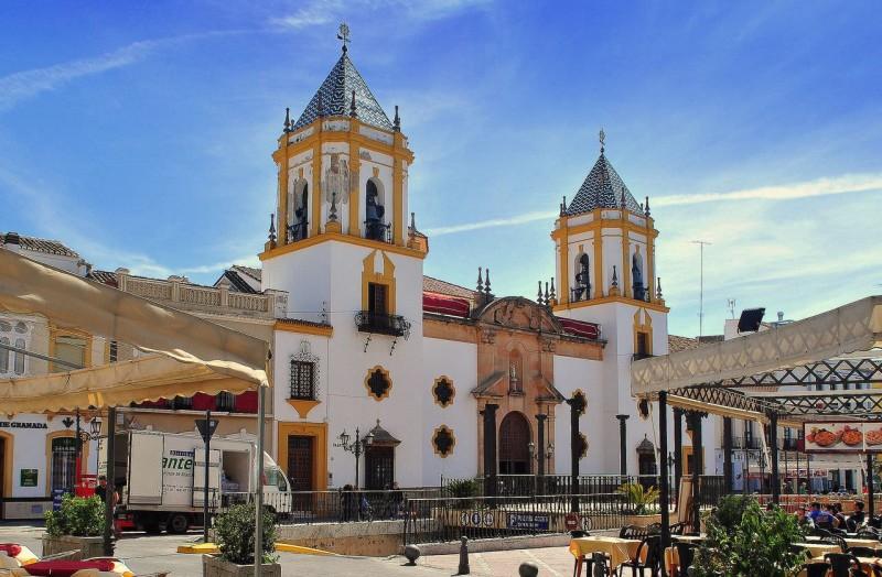 Церковь del Socorro