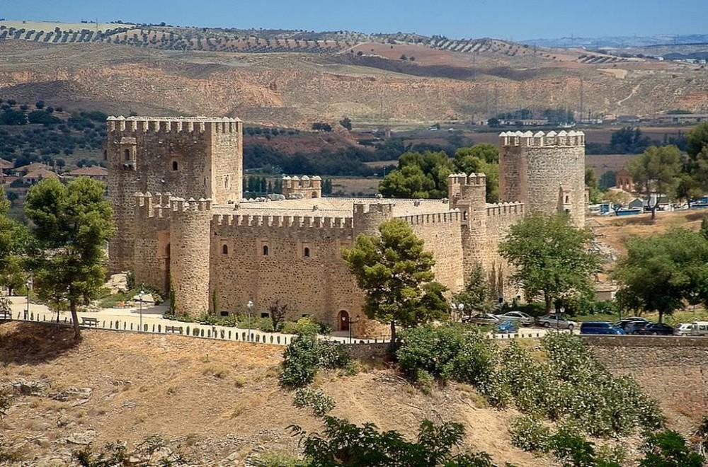 Замок Сан-Сервандо (Castillo de San Servando)