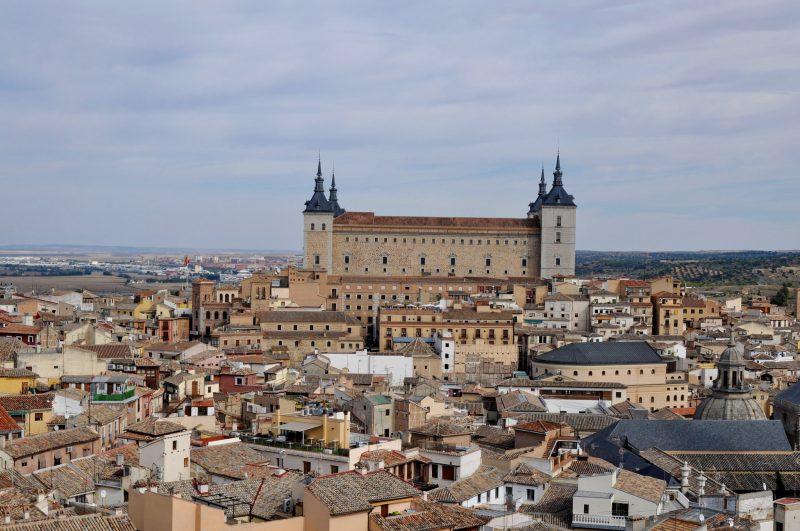 Толедский Алькасар (Alcázar de Toledo)