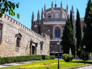 Королевский монастырь Святого Иоанна