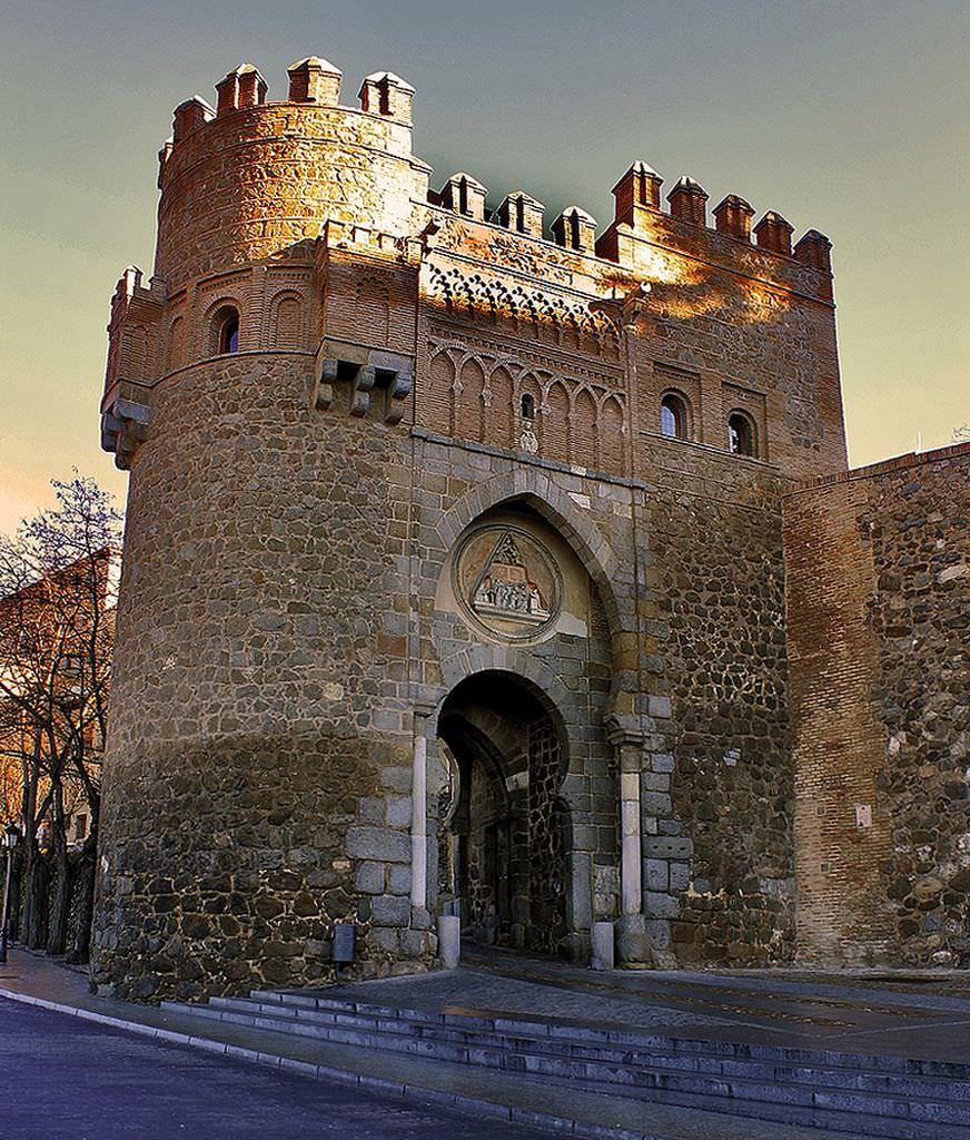 Ворота Солнца (Puerta del Sol)
