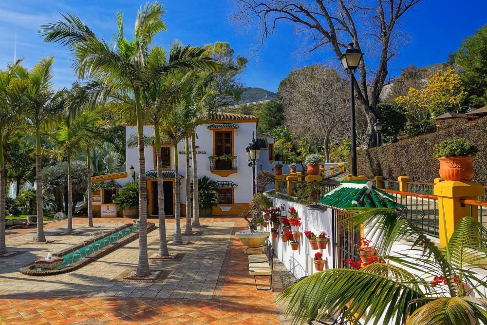 Ботанический Сад Molino del Inca (фото: MANUEL PÉREZ)