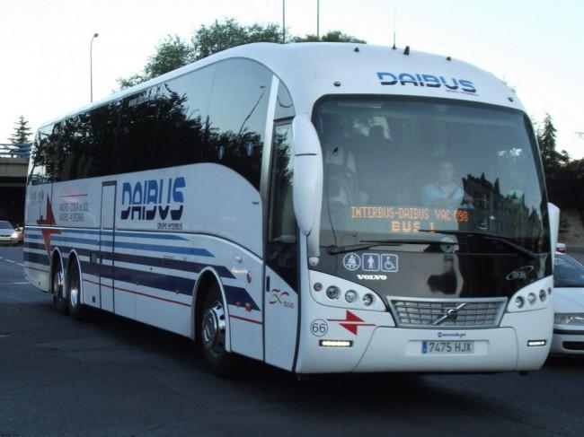 Из Мадрида в Малагу на автобусе