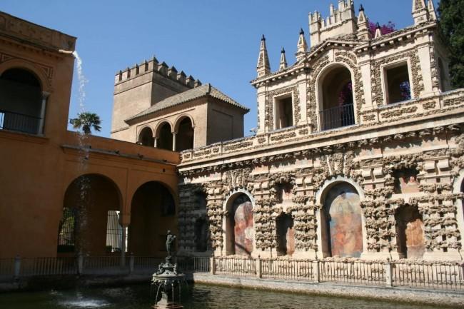 Севильский Алькасар (Reales Alcázares de Sevilla)