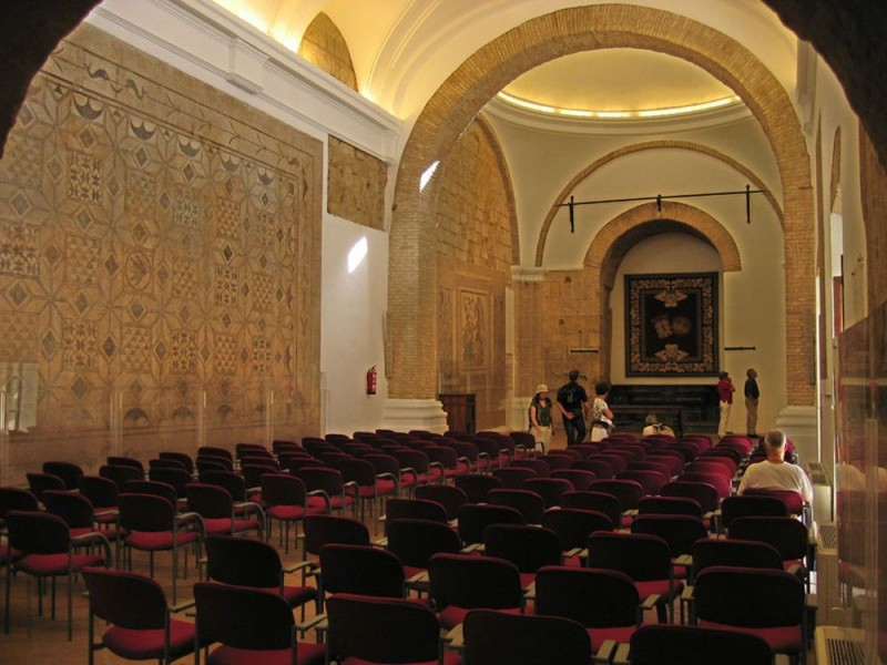 Зал мозаики (Salón de los Mosaicos)