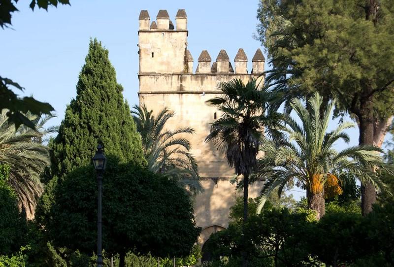 Башня Львов (Torre de los Leones)