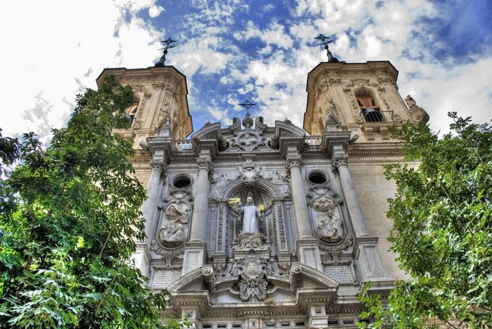 Базилика святого Иоанна Божиего (Basílica San Juan de Dios)