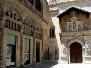 Королевская капелла, Гранада