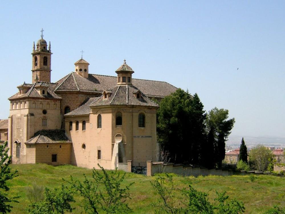 Картезианский монастырь (la Cartuja)