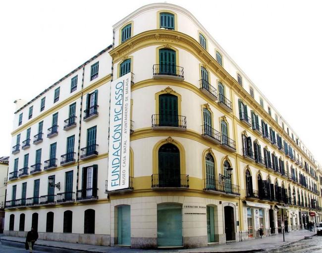Дом-музей Пикассо (Fundación Picasso Museo Casa Natal)
