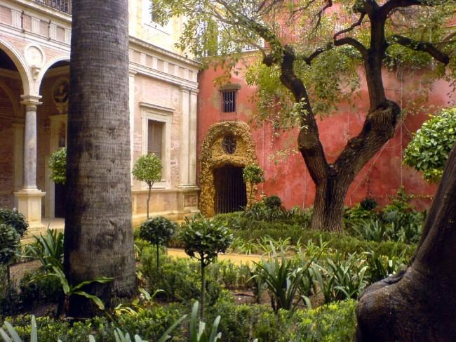 Дом Пилата (Casa de Pilatos)