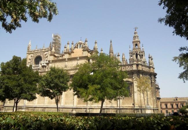 Кафедральный собор Севильи (Catedral de Sevilla)