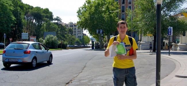 Мои карты и маршруты прогулок по Мадриду