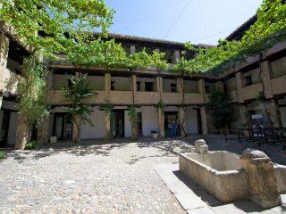 Угольный двор Гранады