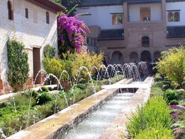 Сады Generalife