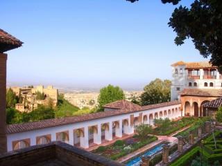 Хенералифе — загородная резиденция эмиров