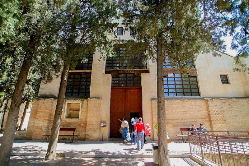 В бывшей синагоге открыт музей