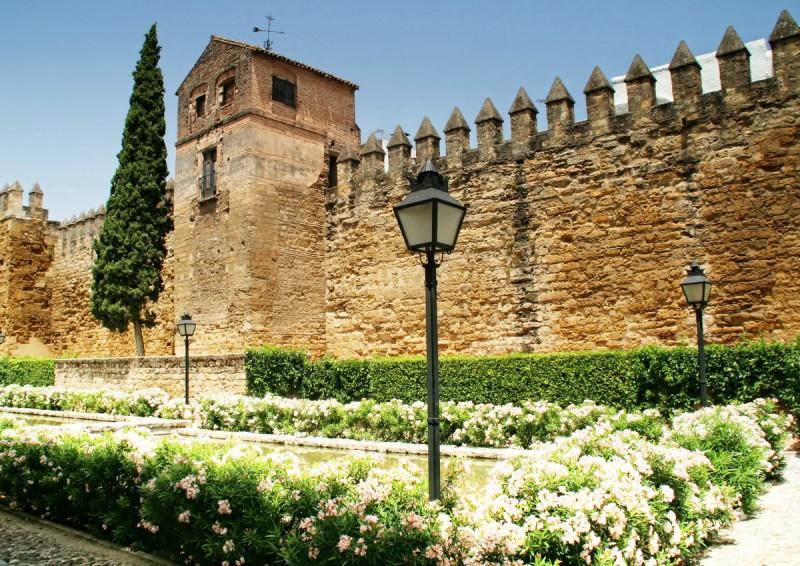 Крепостная стена (Murallas de la ciudad)