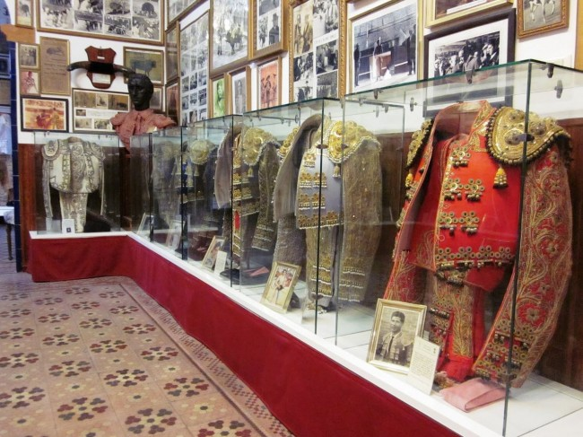 Музей корриды (Museo Taurino)